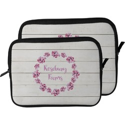 Farm House Laptop Sleeve / Case (Personalized)