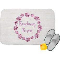 Farm House Memory Foam Bath Mat (Personalized)