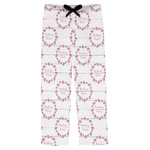 Farm House Mens Pajama Pants (Personalized)