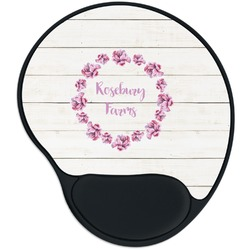 Farm House Mouse Pad with Wrist Support