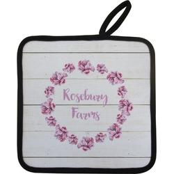 Farm House Pot Holder (Personalized)