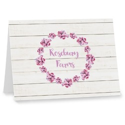 Farm House Notecards (Personalized)