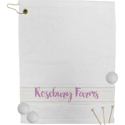 Farm House Golf Bag Towel (Personalized)