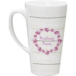 Farm House Latte Mug (Personalized)