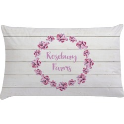 Farm House Pillow Case (Personalized)