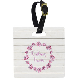 Farm House Luggage Tags (Personalized)