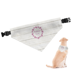 Farm House Dog Bandana (Personalized)