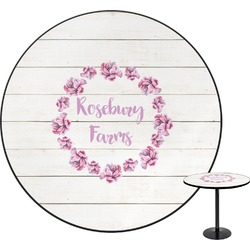 Farm House Round Table (Personalized)