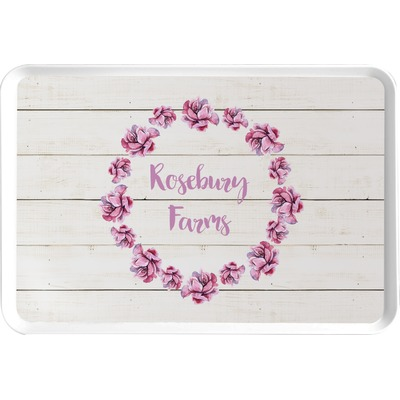 Farm House Serving Tray (Personalized)