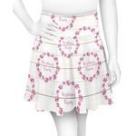 Farm House Skater Skirt (Personalized)