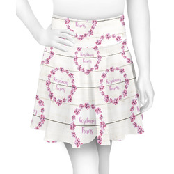 Farm House Skater Skirt (Personalized)