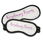 Farm House Sleeping Eye Masks (Personalized)