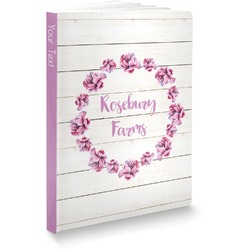 Farm House Softbound Notebook (Personalized)