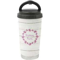 Farm House Stainless Steel Travel Mug (Personalized)