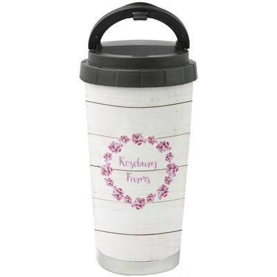 Farm House Stainless Steel Coffee Tumbler (Personalized)