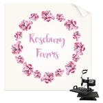Farm House Sublimation Transfer (Personalized)