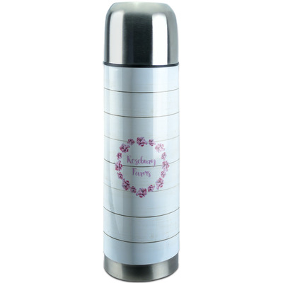 Farm House Stainless Steel Thermos (Personalized)