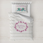 Farm House Toddler Bedding w/ Name or Text