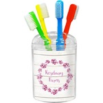 Farm House Toothbrush Holder (Personalized)