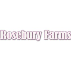 Farm House Name/Text Decal - Custom Sizes (Personalized)