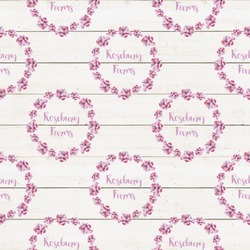 Farm House Wrapping Paper (Personalized)