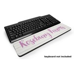 Farm House Keyboard Wrist Rest (Personalized)