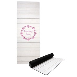 Farm House Yoga Mat (Personalized)