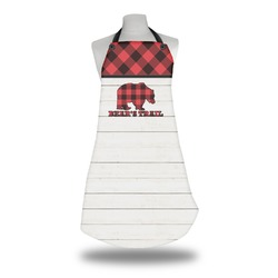 Lumberjack Plaid Apron (Personalized)