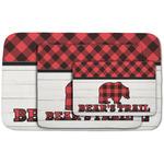 Lumberjack Plaid Area Rug (Personalized)