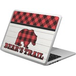 Lumberjack Plaid Laptop Skin - Custom Sized (Personalized)