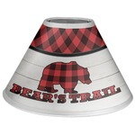 Lumberjack Plaid Coolie Lamp Shade (Personalized)