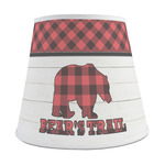 Lumberjack Plaid Empire Lamp Shade (Personalized)