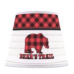 Lumberjack Plaid Empire Lamp Shade (Personalized)