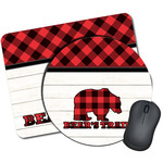 Lumberjack Plaid Mouse Pads (Personalized)