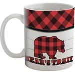 Lumberjack Plaid Coffee Mug (Personalized)