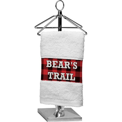 Design Your Own Personalized Finger Tip Towel