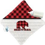 Lumberjack Plaid Security Blanket (Personalized)