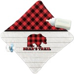 Lumberjack Plaid Security Blanket (Personalized)