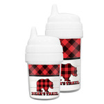Lumberjack Plaid Sippy Cup (Personalized)