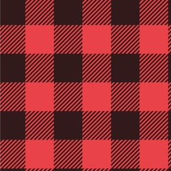 Lumberjack Plaid Wallpaper & Surface Covering