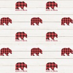 Lumberjack Plaid Wrapping Paper (Personalized)