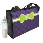Pawprints & Bones Diaper Bag (Personalized)