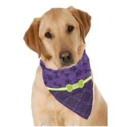 Pawprints & Bones Pet Bandanas (Personalized)