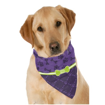 Design Your Own Personalized Pet Bandanas