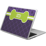 Pawprints & Bones Laptop Skin - Custom Sized (Personalized)