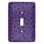 Pawprints & Bones Light Switch Covers (Personalized)