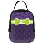 Pawprints & Bones Neoprene Lunch Tote (Personalized)