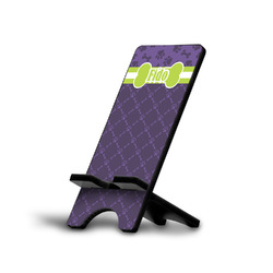 Pawprints & Bones Cell Phone Stands (Personalized)
