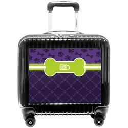 Pawprints & Bones Pilot / Flight Suitcase (Personalized)