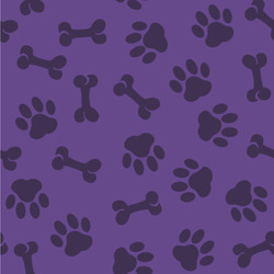 Pawprints & Bones Wallpaper & Surface Covering